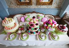 Hostess with the Mostess® - Tuscan Tea Party. Great for a bridal shower. #MayWeddingPhotoChallenge