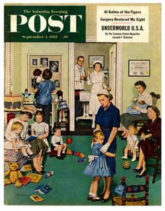 Greetings! • Posts Tagged 'saturday evening post'