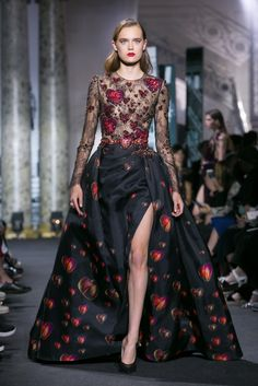 The latest couture designs.