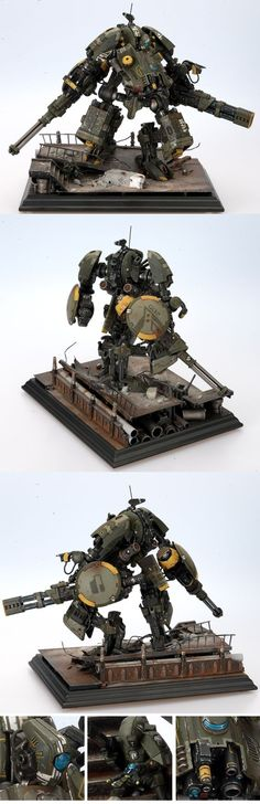 Mechs are awesome