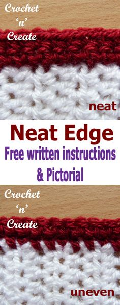 neat edge pictorial