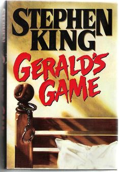 Gerald's Game- Stephen King... All of King's books are twisted, but I have to say that this is one of the most twisted ones!! Excellent read!!! Every King fan needs to read this one!! And even those that are not King fans...