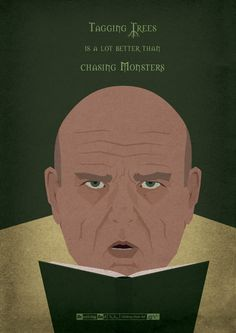 <b>A Hungarian artist created 62 illustrated posters for every episode of <i>Breaking Bad</i>.</b> Spoiler alert! Breaking Bad Poster, Breaking Bad 3, Breaking Bad Series, Breaking Bad Episodes, Spoiler Alert, Illustrator, Bad Quotes, Fanart, Anne With An E