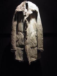 Backlash Mouton Coat