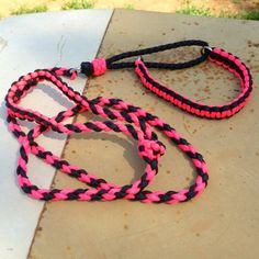 how to make a dog leash out of fabric