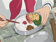 Article: Ghibli Films & Their Obsession With Food