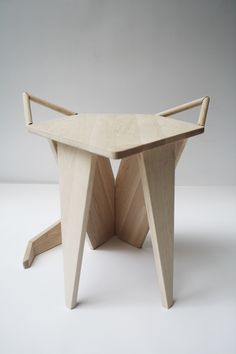 """MIKKEL"" STOOL on Behance"