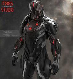 ZBrush and Sculptris Discussion Forums, by Pixologic Futuristic Armour, Futuristic Art, Robot Concept Art, Armor Concept, Armadura Sci Fi, Mundo Superman, Rpg Star Wars, Space Opera, Combat Suit