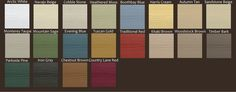 hardie board siding | Examples Of James Hardie Siding Colours