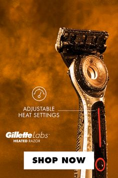 Have a hot towel shave experience with our Gillette Labs heated razor. Take the Straight razor shave feeling home with this innovative shave technology. Straight Razor Shaving, Shaving Razor, Semarang, Cool Gadgets To Buy, Cool Inventions, Thing 1, Men's Grooming, Cool Things To Buy, Stuff To Buy
