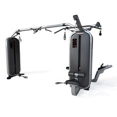 The Panatta Monolith Jungle Machine + Cable Station is a muscle Powerhouse for all your workout needs. Commercial Gym Equipment, No Equipment Workout, Technical Video, Cable Machine, Workout Machines, Multifunctional, Muscle, Pulley, Muscles