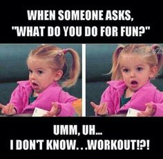 Hilarious Fitness Memes for Recuperating after Leg Day - When someone asks, 'what do you do for fun? Fitness Memes, Humour Fitness, Gym Humour, Fitness Gym, Workout Humor, Gym Workouts, Health Fitness, Funny Fitness, Exercise Humor