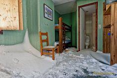 El Oxido del tiempo: El hotel de las nieves eternas.