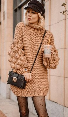 Norwegian Knitting Sweater How To, New 2019 - Page 33 of 50 - apronbasket .com - crochet sweater, crochet sweater pattern free, crochet sweater pattern, crochet sweater pattern fre - Warm Sweaters, Sweaters For Women, Knitting Sweaters, Pullover Design, Norwegian Knitting, Chunky Knitting Patterns, Easy Knitting, Crochet Patterns, Leather Lingerie