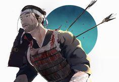 Samurai Artwork, Ghost Of Tsushima, Arte Cyberpunk, Character Art, Fantasy Art, Batman, Fan Art, Superhero, Videogame Art