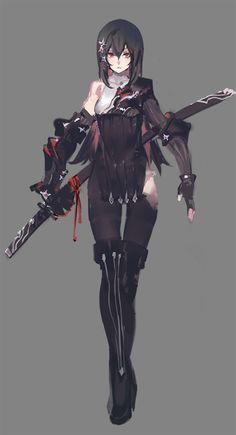 Anime Style Design