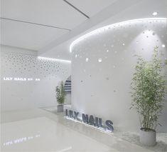 archstudio lily nails salon interior beijing china