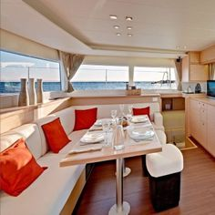 Breakfast with a view? Yes please! #superyacht #sailingyacht #catamaran...whichever you choose we will provide nothing but #enjoyment and #relaxation!  #aeolianluxury #yachtcharter #travelagency #yachts #sailing #boats #cruise #meditteranean #sea #summer #travel #holiday #vacation #luxury #luxurylifestyle #lifeisgood #luxurylifestyle #enjoylife #yachtgetaways #hedonism by aeolian.luxury