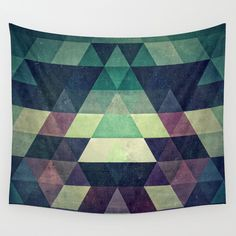 dysty_symmytry+Wall+Tapestry+by+Spires+-+$39.00