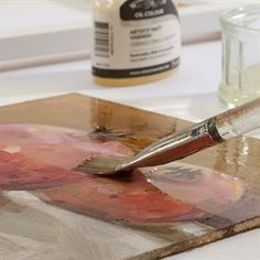 All you need to know about varnishing paintings To ensure your finished oil or acrylic painting to stay looking its best then adding the right varnish in the right way will be a sound investment. Varnish protects the painting from dirt and dust and evens out the painting's final appearance, making it all equally glossy or matt.