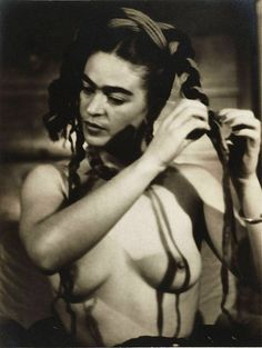 frida kahlo nude | Flickr - Photo Sharing!
