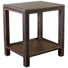 Interlude Home Alanya Side Table