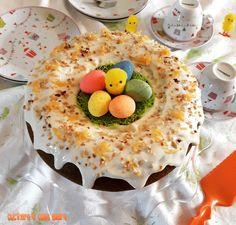 Easter Bundt Carrot Cake