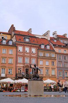 Rynek Starego Miasta (Old Town Square). | Flickr - Photo Sharing!