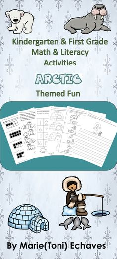 Guided Reading Book Level B informational text-Math activity pages ...