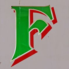 Site with TONS of printable letters to frame! Don't buy them! letter F by Leo Reynolds, via Flickr