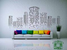 9 Ideal Clever Tips: Rhino Head Wall Decor starburst wall decor.Wall Decor Stickers For Dorm starburst wall decor.Using Cool Carpets As Wall Decor. Office Wall Design, Office Walls, Office Interior Design, Office Interiors, Home Interior, Office Decor, Office Art, Classic Interior, Small Office