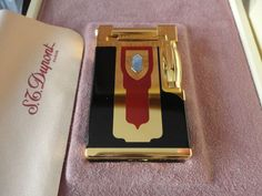 Maharadjah Dupont St Dupont Lighter Pocket New RARE BNIB Virgin