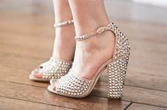 shoes / Studded |2013 Fashion High Heels|