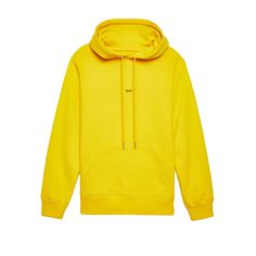 MENS LIMITED EDITION COTTON HOODIE WITH TEXT ON FRONT AND BACK