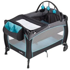 Planning a baby-centric kind of getaway? Arm yourself with essentials you know to be clean and safe by packing this portable play yard and baby bassinet. Lightweight, foldable and convertible, this is a true necessity for new parents preparing for their first family vacation.
