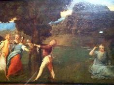 La nascita di Adone/Tiziano e la nascita del paesaggio moderno/Palazzo Reale, Milano