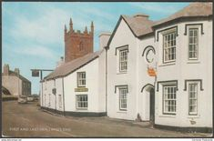 First and Last Inn, Land's End, Cornwall, c.1960s - Salmon Postcard