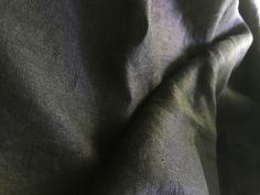 Fog & Moon 100% Linen  #linen #textile #designer #black #naturalmaterials #clothing #homelinens
