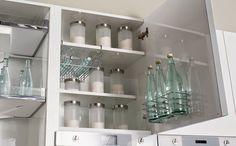 12 ideas para hacer más cómodo el trabajo en la cocina - Cocinas KUALI con estilo