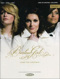 Word Music BarlowGirl - Christmas arranged for piano, vocal, and guitar (P/V/G). All 11 tracks from the 2008 Christmas album by these self-described radical girls for God. Includes: Angelic Proclamation Medley Carol of the Bells/Sing We Now of Christmas Hallelujah (Light Has Come) Have Yourself a Merry Little Christmas I'll Be Home for Christmas It's the Most Wonderful Time of the Year Go, Tell It on the Mountain/Joyful, Joyful We Adore Thee/Ain't a That Good News O Come, O Come Emmanuel O…