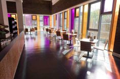 In the bar of Watford Colosseum Stopgap 400 Repair was used to repair the subfloor before new flooring was installed.