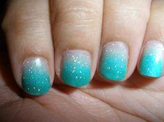 Pretty mermaid looking nails Get Nails, Hair And Nails, Krishna, Finger, Nail Envy, Cute Nail Designs, Creative Nails, Nails Inspiration, Beauty Nails