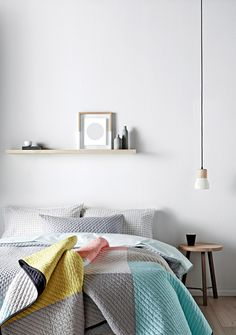 'Margie' bed cover from @CountryRoad, http://www.countryroad.com.au.