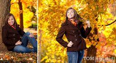 Outdoor Senior Pictures - Tom Schmidt Photo - Downtown KC