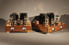 DeuxAmp Project Power amp by Copper Steam