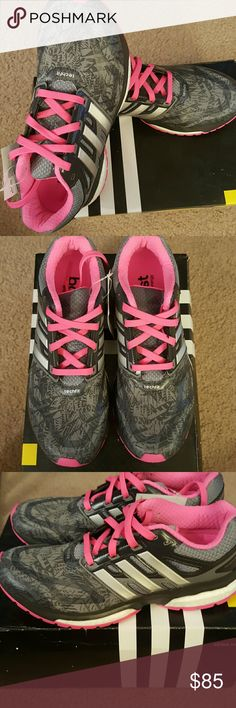 Women's Adidas Response Boost Techfit Brand new Women's Adidas Response Boost Techfit Adidas Shoes Athletic Shoes