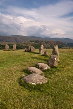 Castlerigg stone circle, Cumbria, England byTall Guy