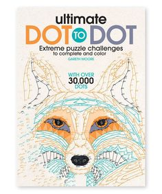 This Ultimate Dot To Coloring Book Is Perfect Zulilyfinds