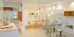 Decoração para Consultórios & Clínicas: 60+ Fotos!