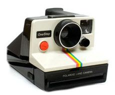 shake it like a polaroid picture (except you're not really supposed to shake the film)